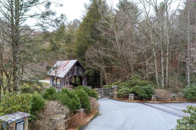 150 Cross Creek Trail, Cullowhee, NC 28723 (MLS #91212) :: Pat Allen Realty Group