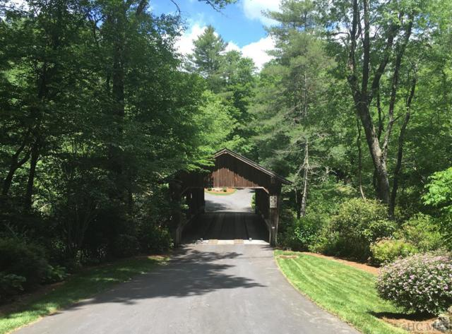 Lt 39 Covered Bridge Road, Cullowhee, NC 28723 (MLS #91221) :: Berkshire Hathaway HomeServices Meadows Mountain Realty
