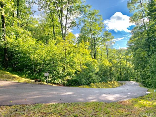 Lot 58 Horseshoe Bend Lane, Cullowhee, NC 28723 (MLS #91223) :: Berkshire Hathaway HomeServices Meadows Mountain Realty