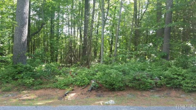 Lot 24 Cliff Ridge Court, Cashiers, NC 28717 (MLS #91242) :: Berkshire Hathaway HomeServices Meadows Mountain Realty