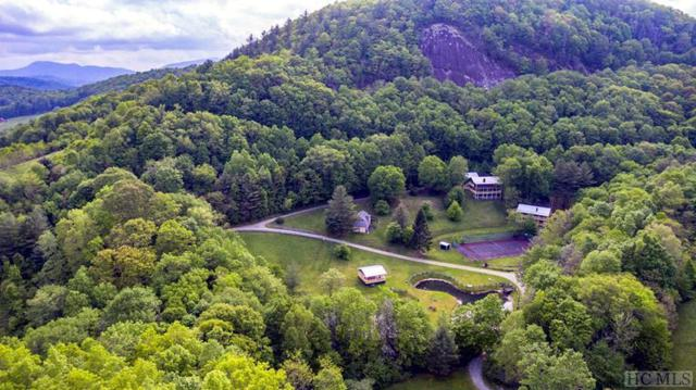 134 Chintz Drive, Glenville, NC 23736 (MLS #91245) :: Berkshire Hathaway HomeServices Meadows Mountain Realty