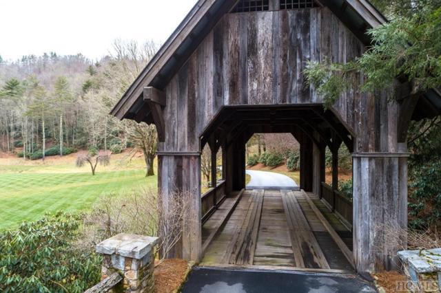 148 Cross Creek Trail, Cullowhee, NC 28723 (MLS #91257) :: Berkshire Hathaway HomeServices Meadows Mountain Realty