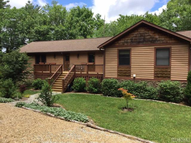 2128 Yellow Mountain Road, Cashiers, NC 28723 (MLS #91279) :: Landmark Realty Group