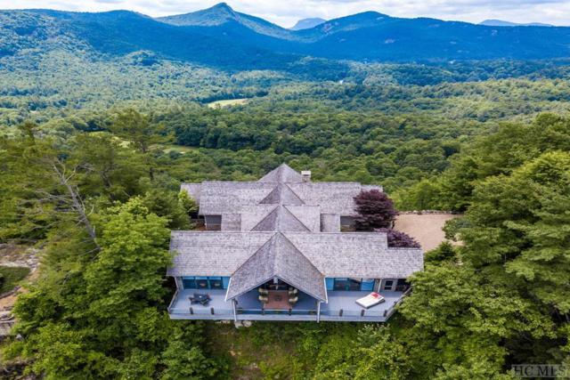 476 Eagle Ridge Road, Sapphire, NC 28774 (MLS #91281) :: Landmark Realty Group