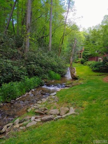 51 Creekside Cove S, Scaly Mountain, NC 28775 (MLS #91287) :: Pat Allen Realty Group