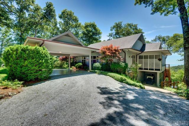 531 Moorewood Circle, Highlands, NC 28741 (MLS #91308) :: Pat Allen Realty Group