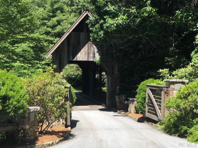 Lot 6 Cross Creek Trail, Cashiers, NC 28717 (MLS #91350) :: Berkshire Hathaway HomeServices Meadows Mountain Realty