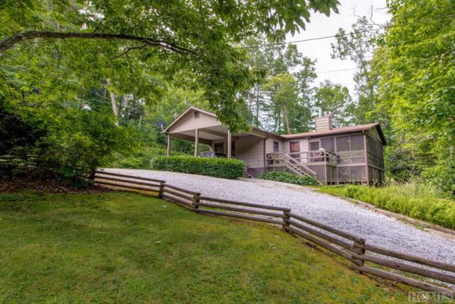 353 Silver Run Road, Cashiers, NC 28717 (MLS #91351) :: Pat Allen Realty Group