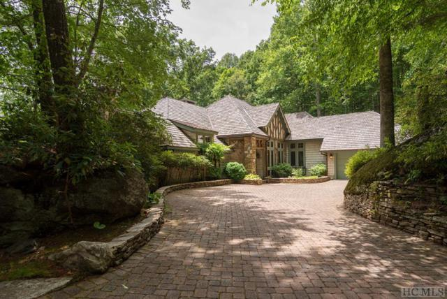 845 Cherokee Trace, Cashiers, NC 28717 (MLS #91358) :: Berkshire Hathaway HomeServices Meadows Mountain Realty