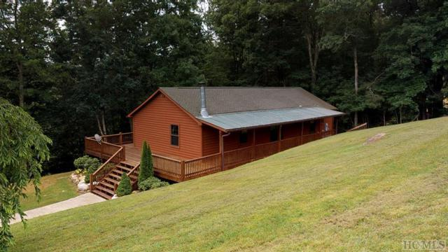407 Shirley Pressley Road, Glenville, NC 28736 (MLS #91363) :: Berkshire Hathaway HomeServices Meadows Mountain Realty