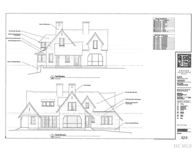 Lot 25 Biscuit Rock Road, Highlands, NC 28741 (MLS #91379) :: Berkshire Hathaway HomeServices Meadows Mountain Realty