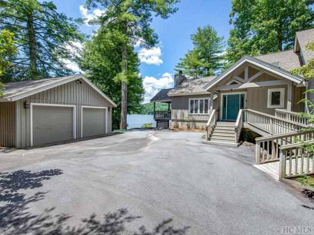595 Blue Ridge Road, Lake Toxaway, NC 28747 (MLS #91382) :: Berkshire Hathaway HomeServices Meadows Mountain Realty