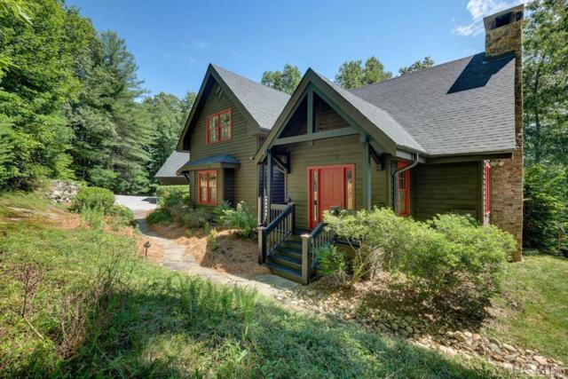 141 Two Ponds Drive, Sapphire, NC 28774 (MLS #91409) :: Berkshire Hathaway HomeServices Meadows Mountain Realty