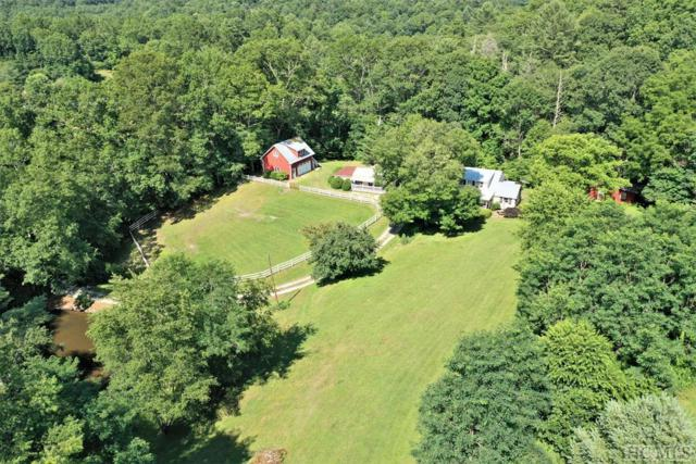327 Lakeside Circle Drive, Glenville, NC 28736 (MLS #91434) :: Berkshire Hathaway HomeServices Meadows Mountain Realty