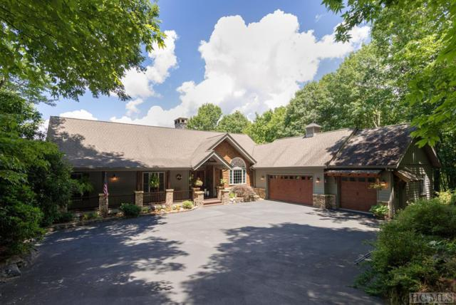 49 Craggy Creek Point, Cashiers, NC 28717 (MLS #91448) :: Pat Allen Realty Group