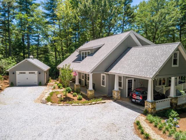 1585 Fairway Drive, Lake Toxaway, NC 28747 (MLS #91451) :: Pat Allen Realty Group