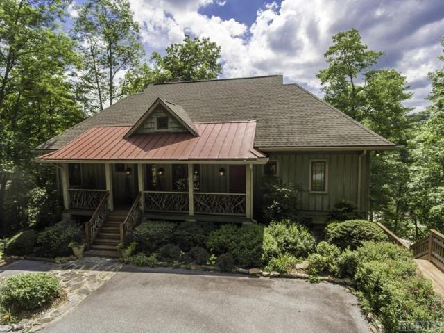 584 New Trillium Way, Cashiers, NC 28717 (MLS #91457) :: Berkshire Hathaway HomeServices Meadows Mountain Realty