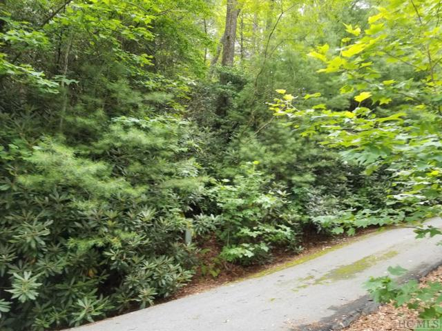 Lot 284 Pine Cone Court, Sapphire, NC 28774 (MLS #91459) :: Pat Allen Realty Group