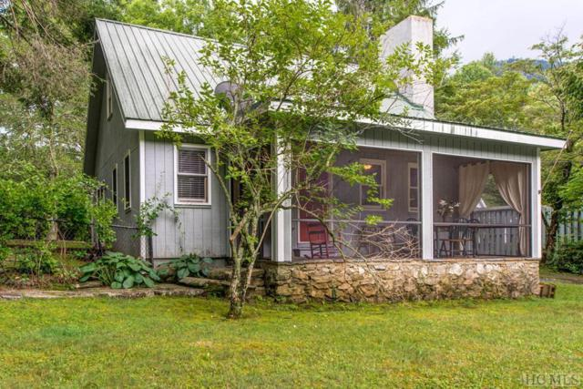 3515 Horse Cove Road, Highlands, NC 28741 (MLS #91463) :: Pat Allen Realty Group