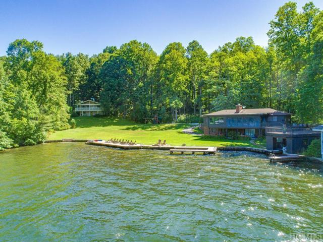 92 Mallard Point, Lake Toxaway, NC 28747 (MLS #91464) :: Berkshire Hathaway HomeServices Meadows Mountain Realty