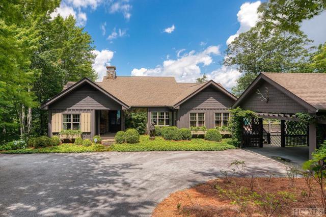 84 Summit Ridge Rd, Lake Toxaway, NC 28747 (MLS #91466) :: Pat Allen Realty Group