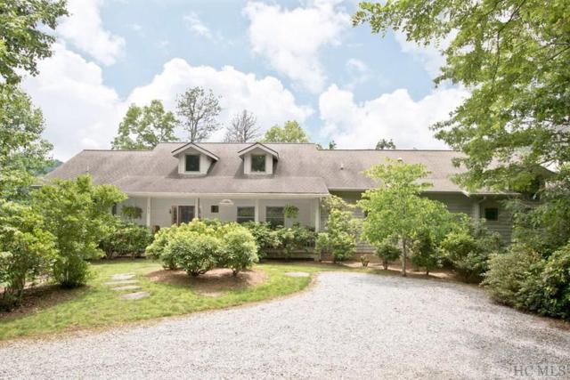 675 Falls Road, Scaly Mountain, NC 28775 (MLS #91477) :: Berkshire Hathaway HomeServices Meadows Mountain Realty