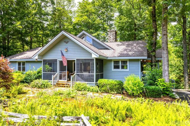 1338 Fairway Drive, Lake Toxaway, NC 28747 (MLS #91482) :: Pat Allen Realty Group
