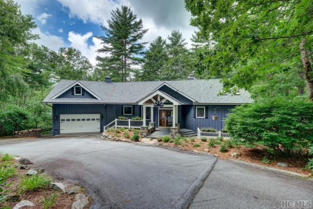 118 Cottonwood Court, Sapphire, NC 28774 (MLS #91496) :: Berkshire Hathaway HomeServices Meadows Mountain Realty
