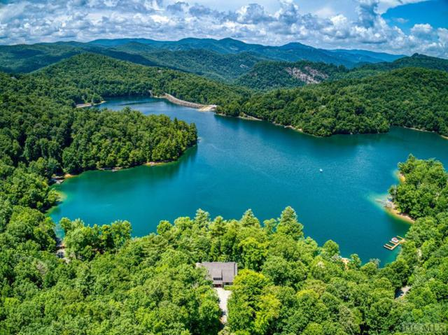 108 Von Trapp Lane, Tuckasegee, NC 28783 (MLS #91517) :: Berkshire Hathaway HomeServices Meadows Mountain Realty
