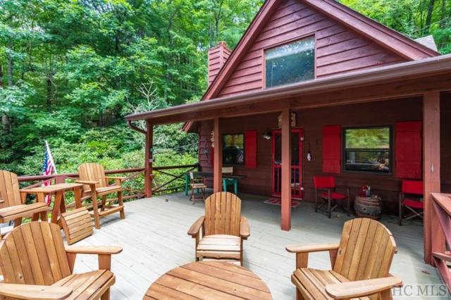 276 Dominion Road, Cashiers, NC 28717 (MLS #91520) :: Berkshire Hathaway HomeServices Meadows Mountain Realty