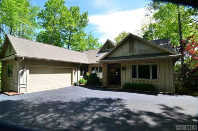 1999 Upper Divide Road, Highlands, NC 28741 (MLS #91522) :: Pat Allen Realty Group