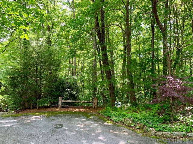 Lot 40 Craggy Creek Point, Cashiers, NC 28717 (MLS #91545) :: Pat Allen Realty Group