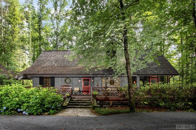 57 Partridge Berry Lane, Cashiers, NC 28717 (MLS #91557) :: Berkshire Hathaway HomeServices Meadows Mountain Realty