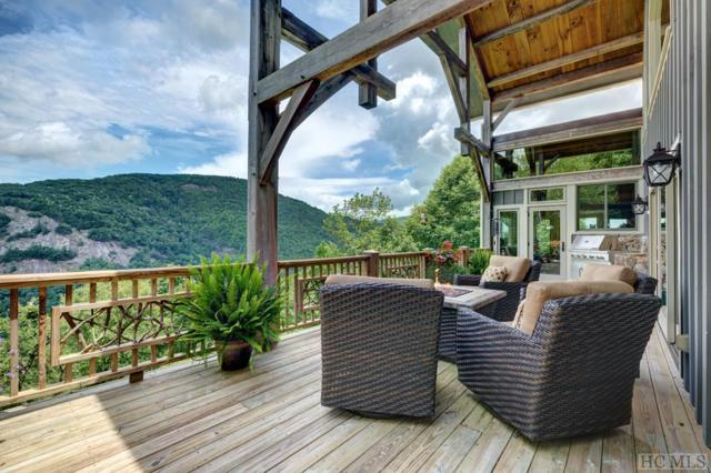85 Deer Crest Drive, Sapphire, NC 28774 (MLS #91565) :: Berkshire Hathaway HomeServices Meadows Mountain Realty