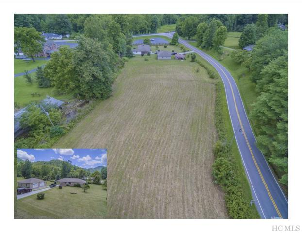 45 Walnut Creek Road, Franklin, NC 28734 (MLS #91572) :: Pat Allen Realty Group