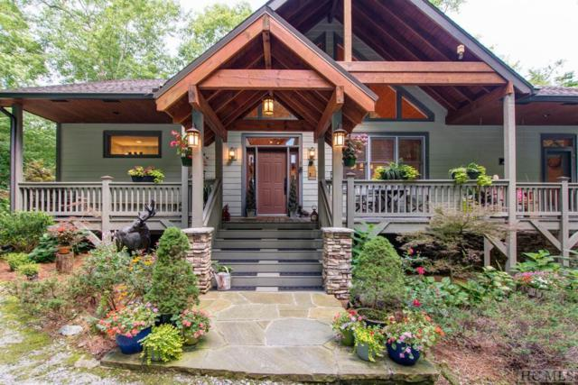 378 Hurrah Ridge, Scaly Mountain, NC 28775 (MLS #91614) :: Berkshire Hathaway HomeServices Meadows Mountain Realty