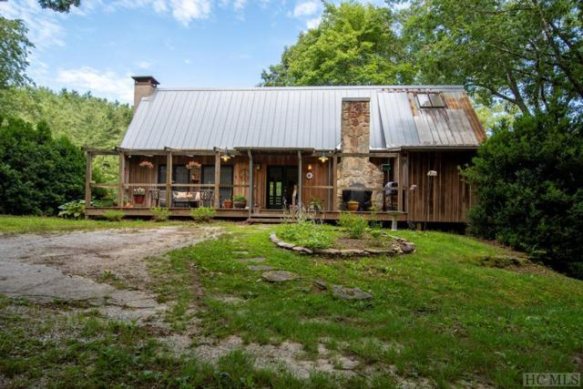 442 Rabun Branch Road, Scaly Mountain, NC 28775 (MLS #91631) :: Berkshire Hathaway HomeServices Meadows Mountain Realty