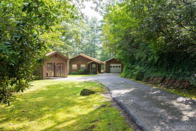 532 Rabun Branch Road, Scaly Mountain, NC 28775 (MLS #91654) :: Pat Allen Realty Group