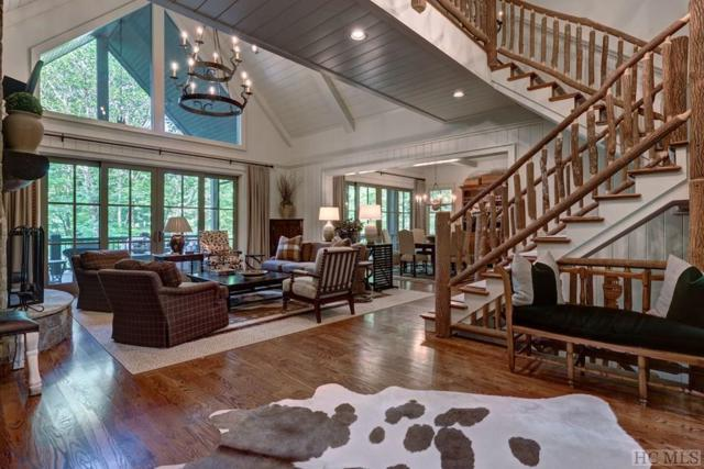 1960 High Mountain Drive, Cashiers, NC 28717 (MLS #91655) :: Berkshire Hathaway HomeServices Meadows Mountain Realty
