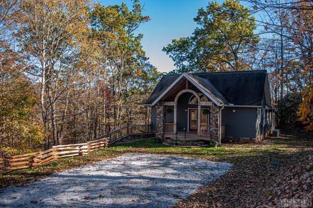 238 Wild Turkey Run, Otto, NC 28763 (MLS #91673) :: Pat Allen Realty Group