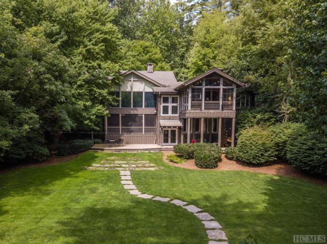 555 Arnold Road, Highlands, NC 28741 (MLS #91677) :: Berkshire Hathaway HomeServices Meadows Mountain Realty