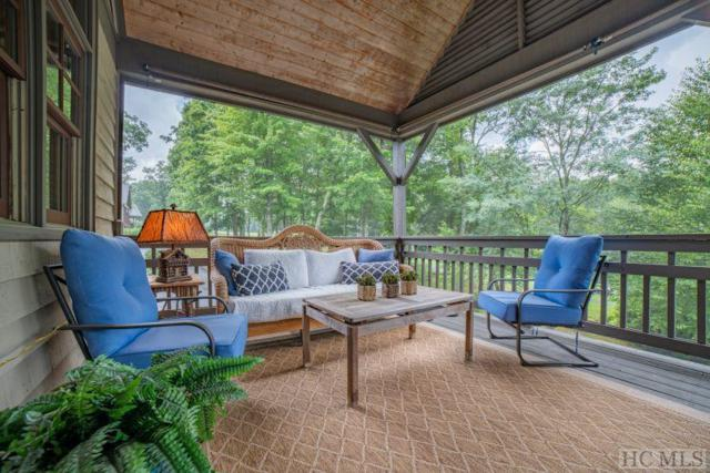 71 Cart Path, Cullowhee, NC 28723 (MLS #91691) :: Pat Allen Realty Group
