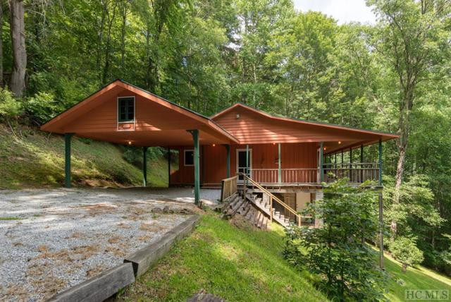 260 Milestone Place, Cullowhee, NC 28723 (MLS #91692) :: Pat Allen Realty Group
