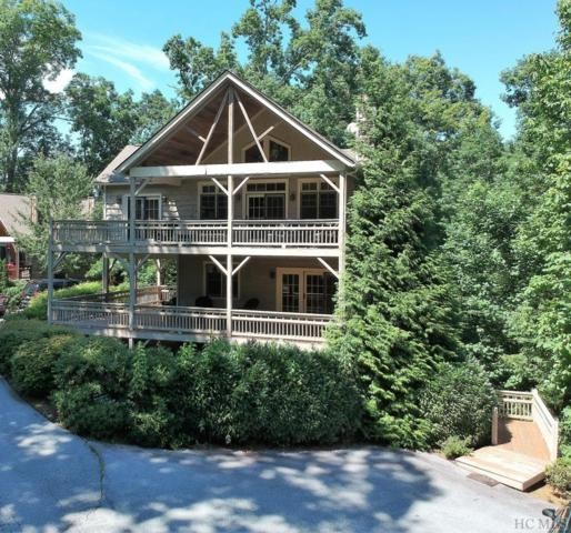 133 Cart Path, Cullowhee, NC 28723 (MLS #91696) :: Pat Allen Realty Group