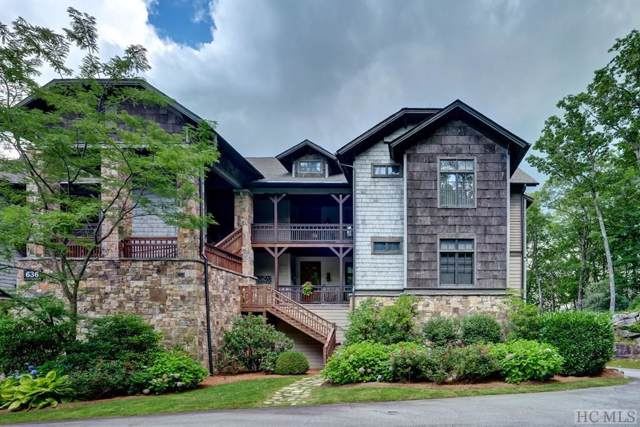 636 Chattooga Ridge Trail B, Cashiers, NC 28717 (MLS #91718) :: Berkshire Hathaway HomeServices Meadows Mountain Realty