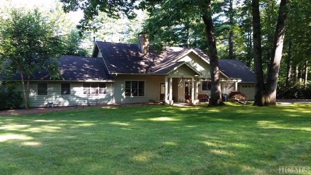 237 Laurel Creek Lane, Sapphire, NC 28774 (MLS #91724) :: Berkshire Hathaway HomeServices Meadows Mountain Realty