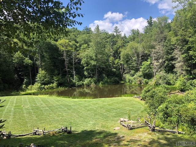 Lot 24 Cross Creek Trail, Cashiers, NC 28717 (MLS #91728) :: Pat Allen Realty Group