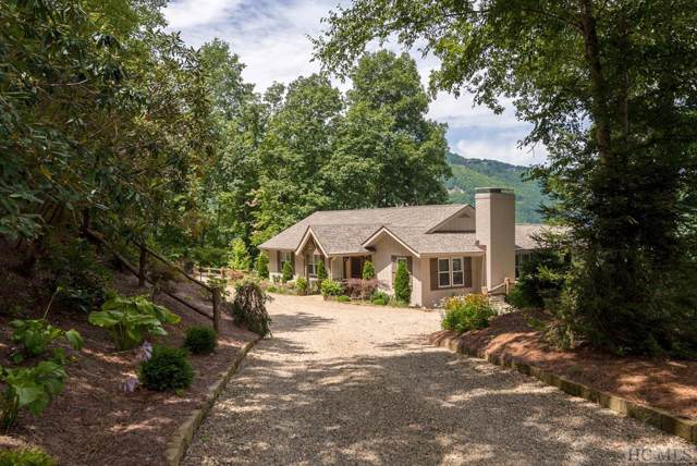 288 Golf View Road, Sapphire, NC 28774 (MLS #91730) :: Pat Allen Realty Group