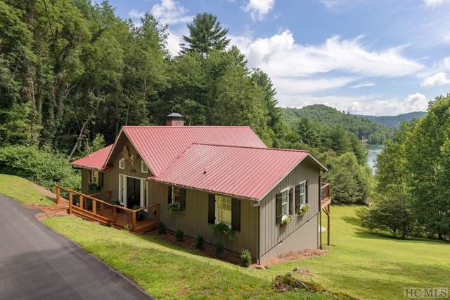510 Caribou Mountain Road, Cullowhee, NC 28723 (MLS #91733) :: Pat Allen Realty Group