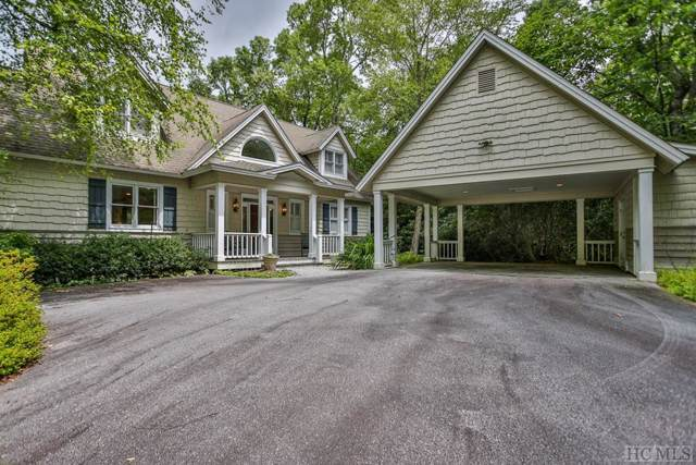 150 N Big Bear Pen Mountain Road, Highlands, NC 28741 (MLS #91740) :: Berkshire Hathaway HomeServices Meadows Mountain Realty